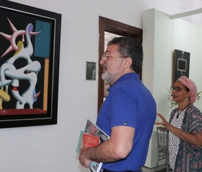 ArtForo: The art fair that brought the plastic arts of the DR to the fore
